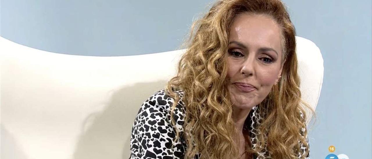 El fiscal pide seguir investigando a Rocío Carrasco