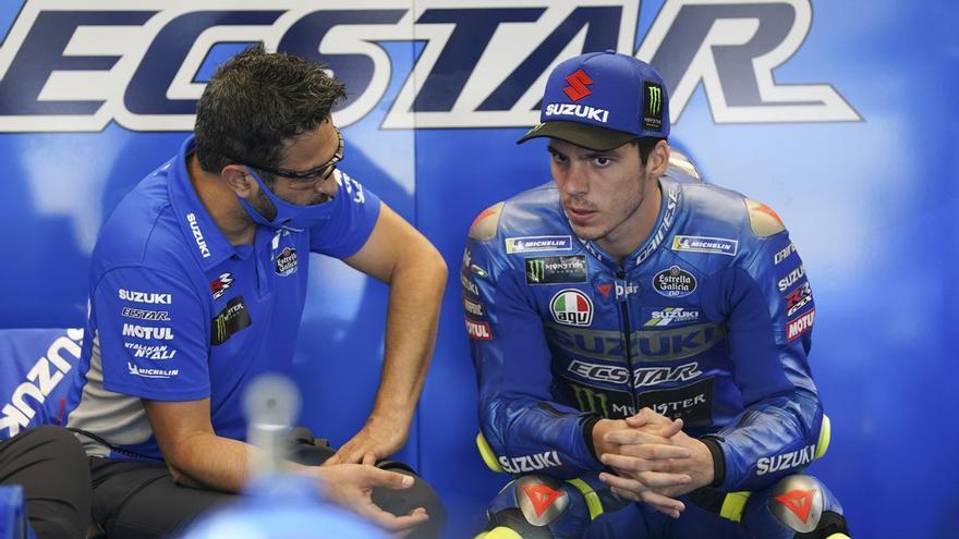 """Mir: """"Para renovar el título, he de ganar carreras"""""""