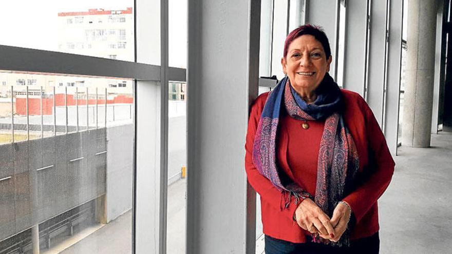 Eine Pionierin für Frauen im Sport auf Mallorca