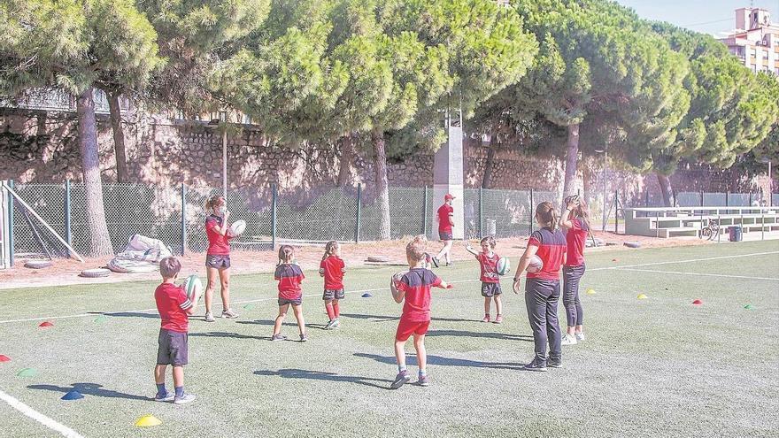 La Fundación Trinidad Alfonso sale al rescate del deporte base