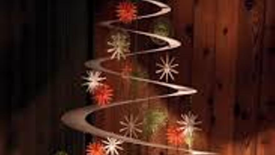 Diseño de adornos para el árbol de navidad