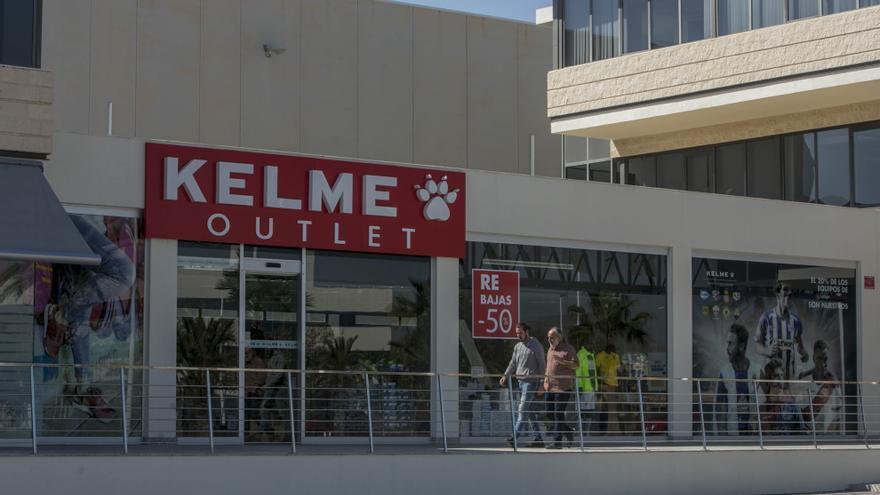 Kelme España solicita el concurso con una deuda de 13 millones de euros