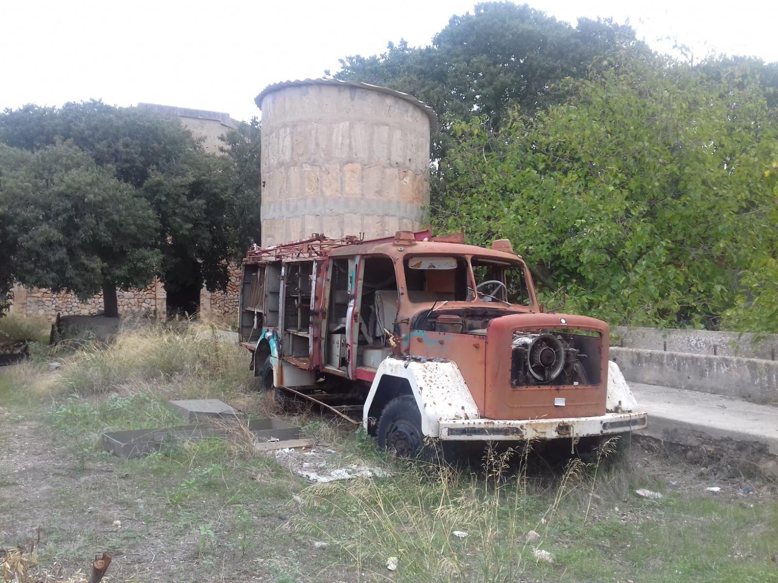 Patrimonio industrial de Palma destruido