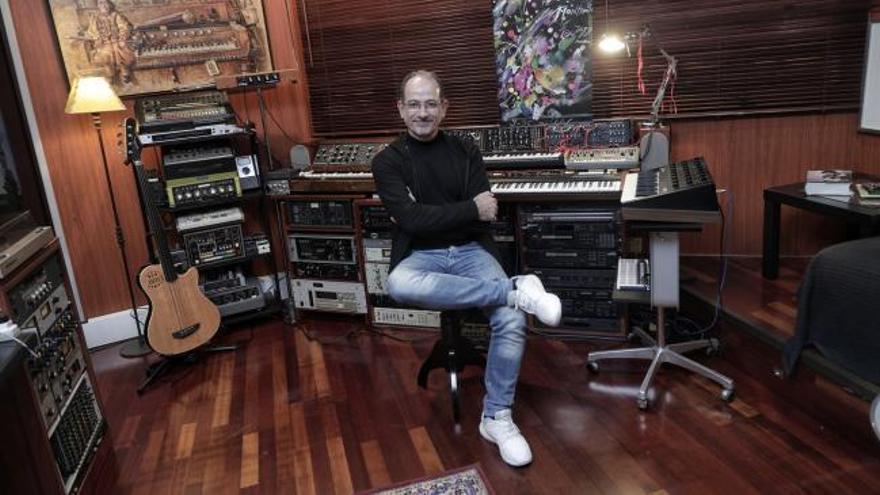 El amplificador: Miquel Brunet