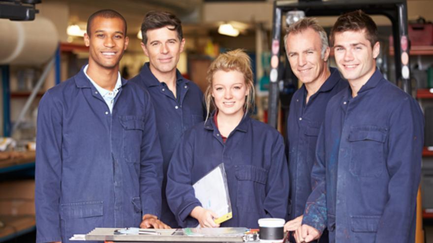 El sector de la cerámica sigue a la cabeza ofreciendo empleo en Castellón
