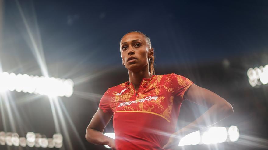Ana Peleteiro se clasifica para la final de triple con 14,62
