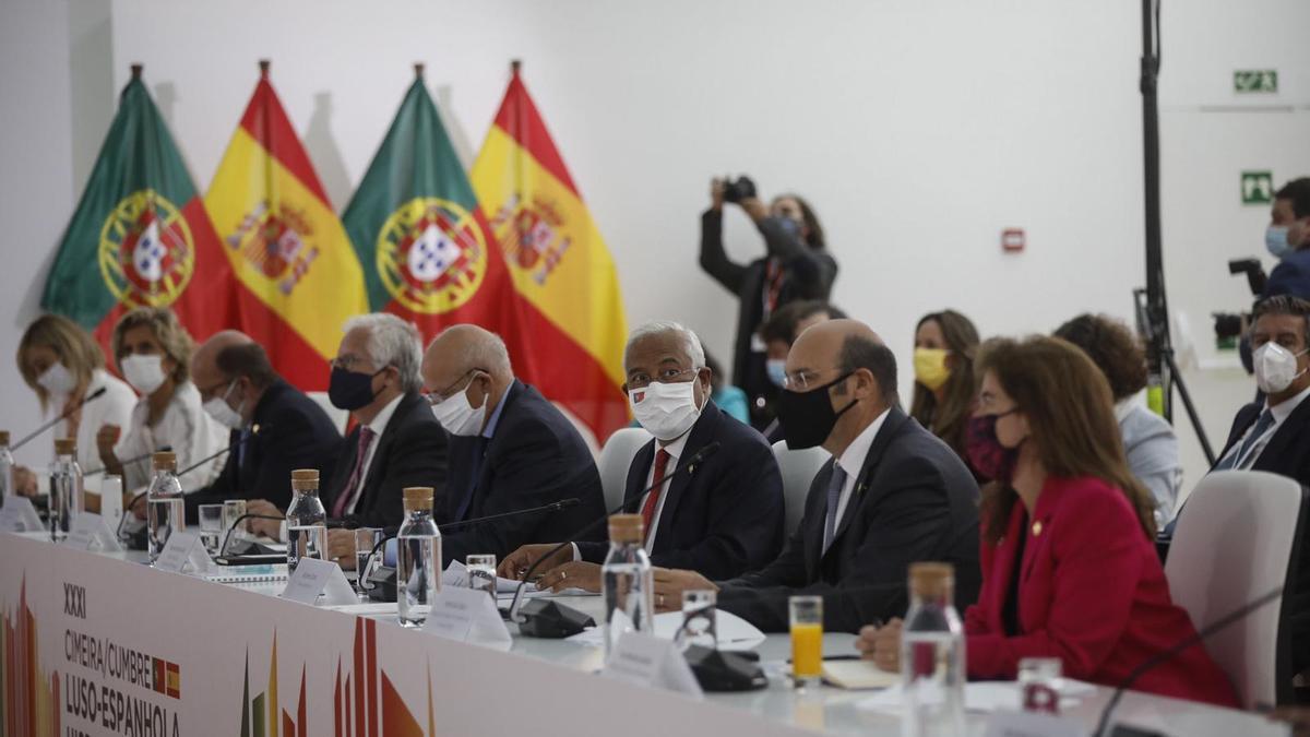 Cumbre hispano-portuguesa en Guarda: Zamora y la despoblación