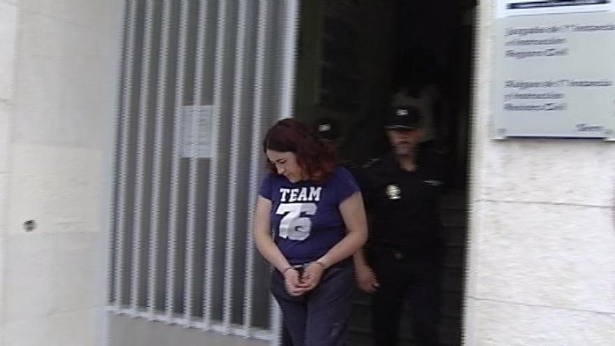 La acusada del crimen de Lugones admite su culpa en un mar de declaraciones contradictorias