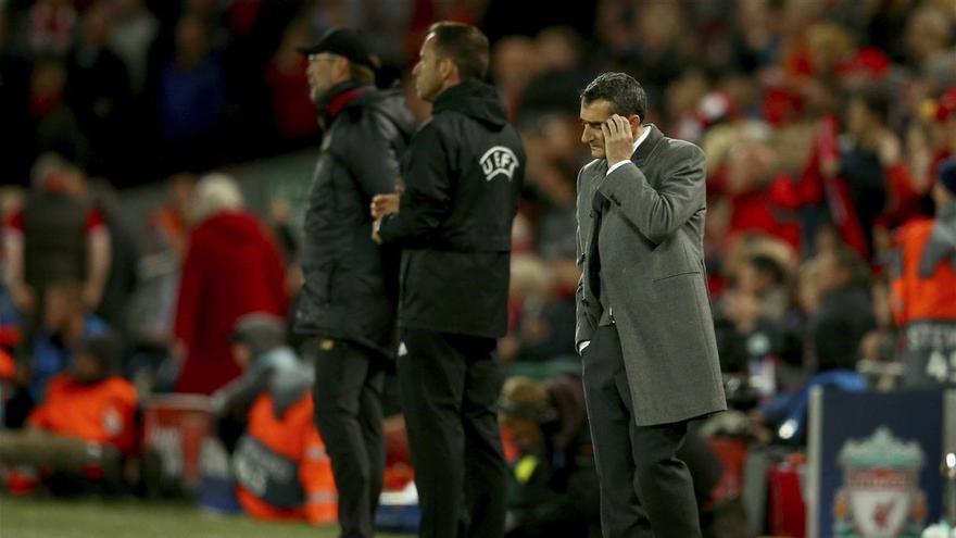"""Valverde: """"El córner ha sorprendido a todo el mundo"""""""