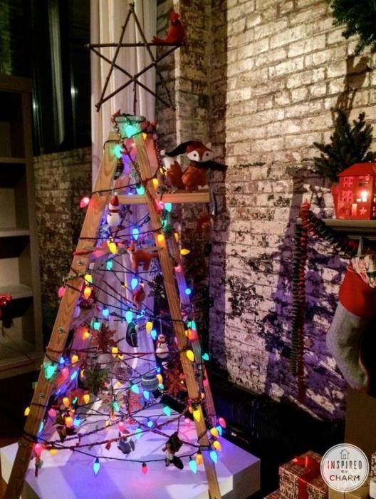 Ideas para crear árboles de Navidad originales
