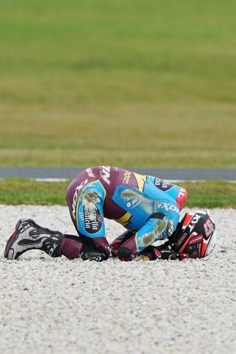 Carrera de Moto2 del GP de Australia