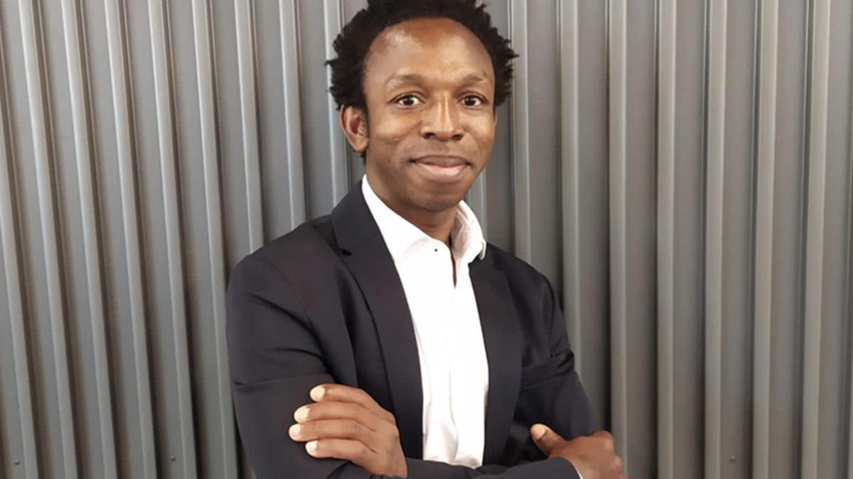 El fundador de l'ONG NASCO Feeding MInds rep el FPdGi Social 2021