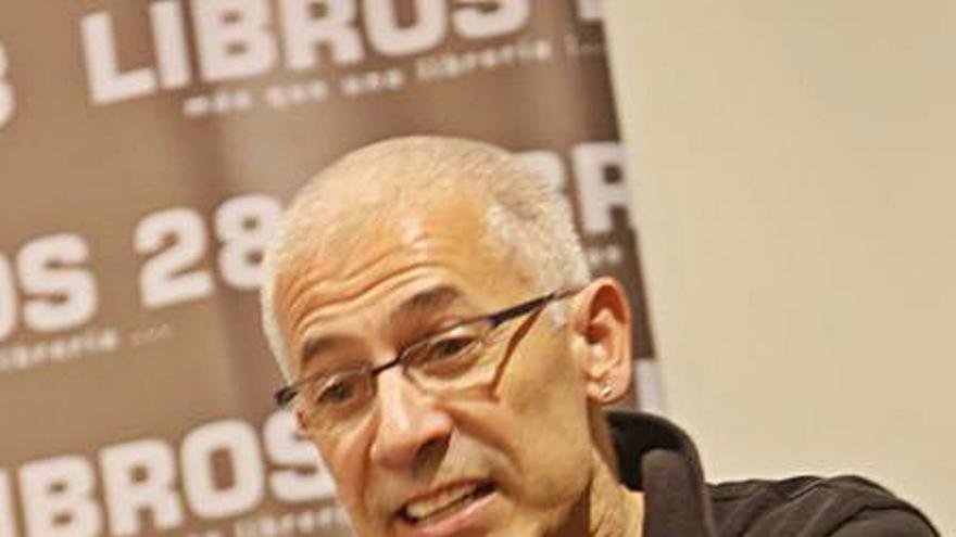 Presentación doble en 80 Mundos con José Ovejero y Edurne Portela