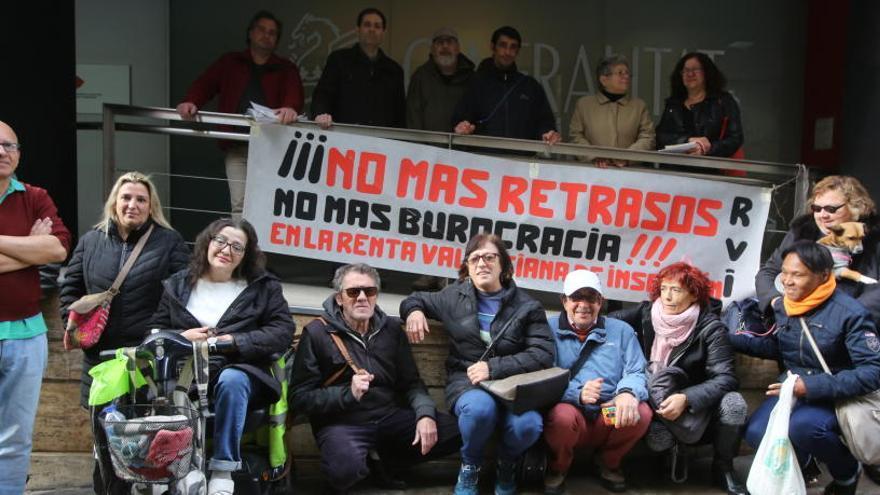 El Ayuntamiento de Alicante culpa a Igualdad del atasco en la renta valenciana de inclusión