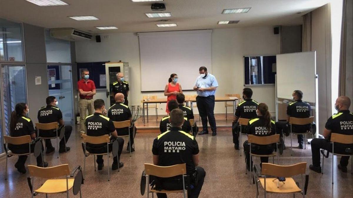 Investigan la desaparición de cocaína decomisada por la Policía Local de Mataró
