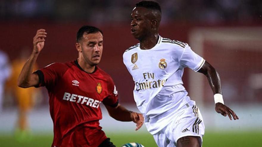 Mallorca - Real Madrid, en imágenes