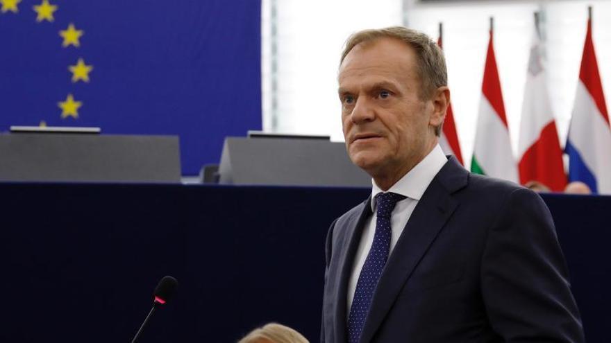 La UE convoca una cimera d'emergència