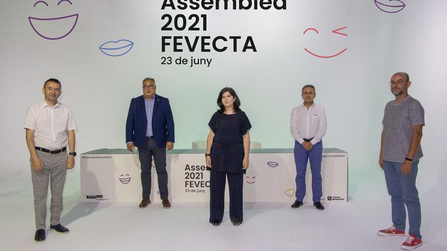 Emilio Sampedro es reelegido presidente de Fevecta