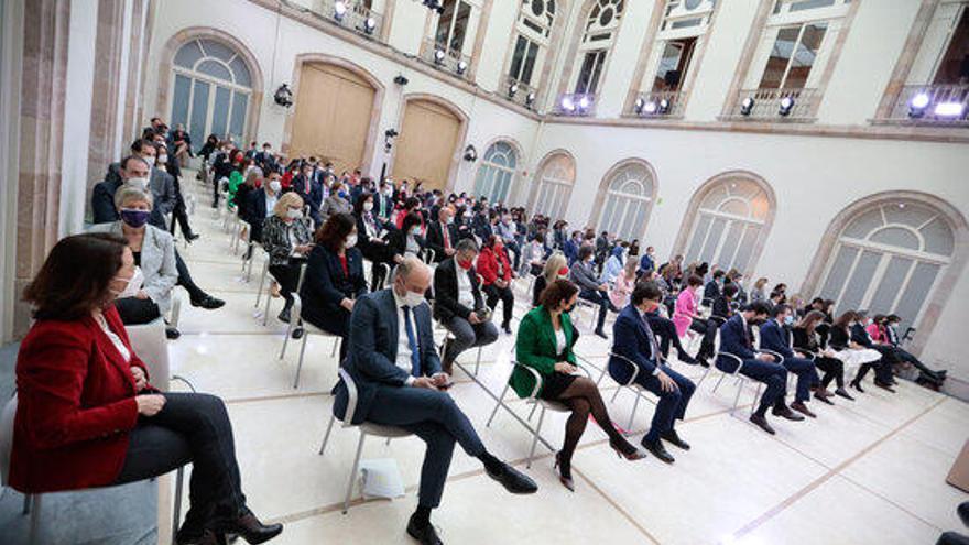 El Parlament escull Anna Caula i Eva Granados com a vicepresidentes de la Mesa