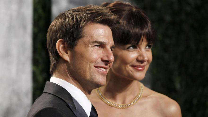 El gran parecido de la hija de Tom Cruise con su madre, Katie Holmes