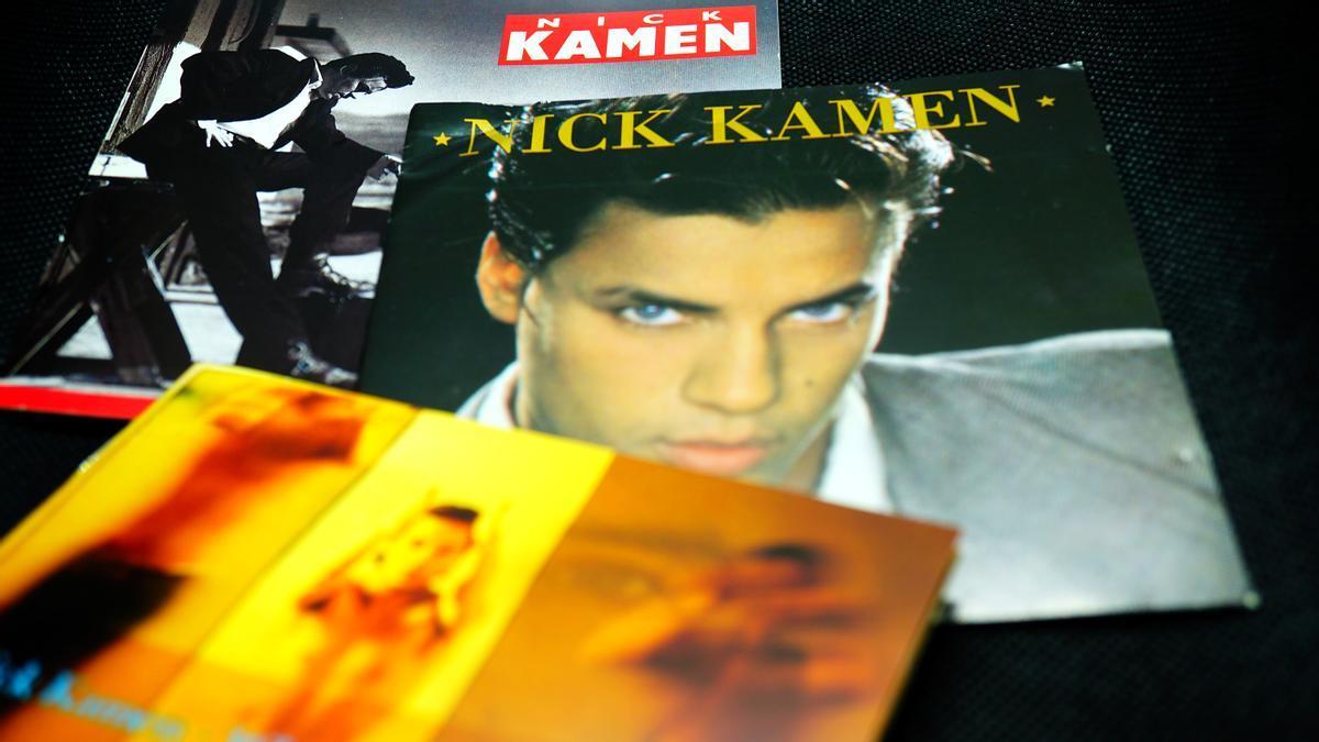 Nick Kamen.