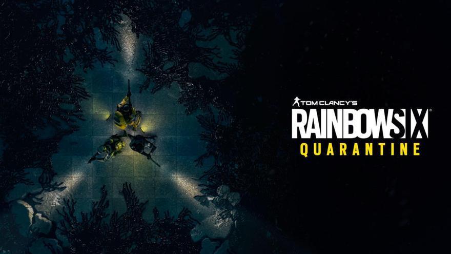 'Rainbow Six Quarantine', el nuevo 'shooter' cooperativo de Ubisoft