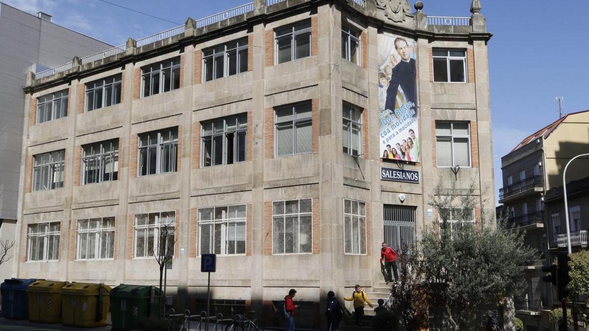 Colegio Salesianos de Vigo. // Alba Villar