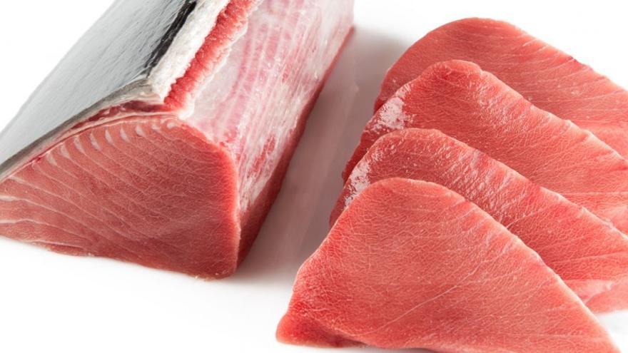 El atún rojo salvaje de almadraba llega hoy a Alimerka