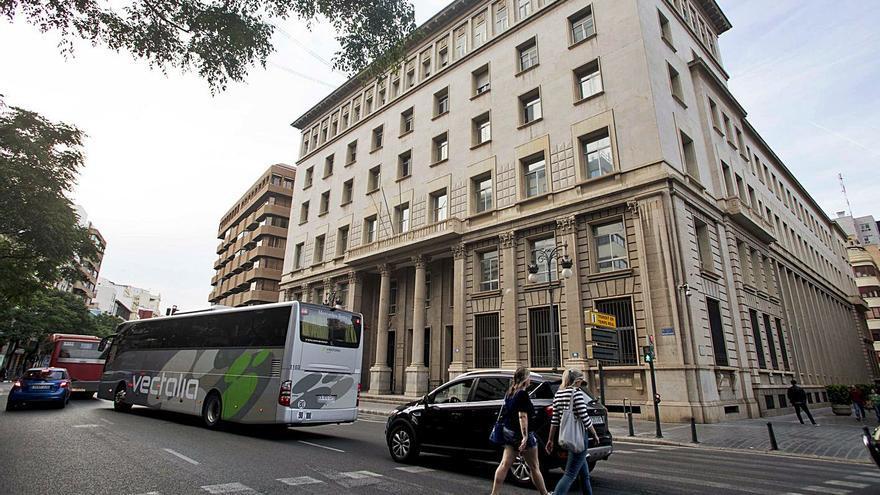 Hacienda pide al ayuntamiento que le expropie la sede de Guillem de Castro