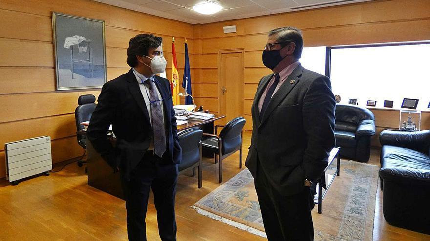 Colaboración entre la Universidad y la Autoridad Portuaria