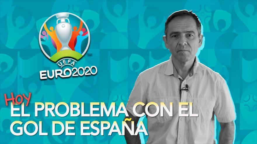 Vídeo análisis de Marcos López: El problema con el gol de España