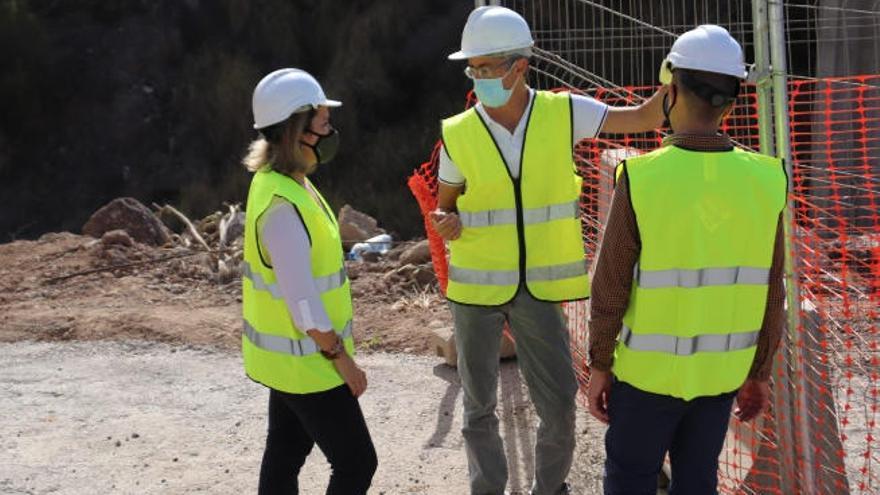 El sur de Tenerife contará con una nueva red de riego de aguas depuradas en noviembre de 2021