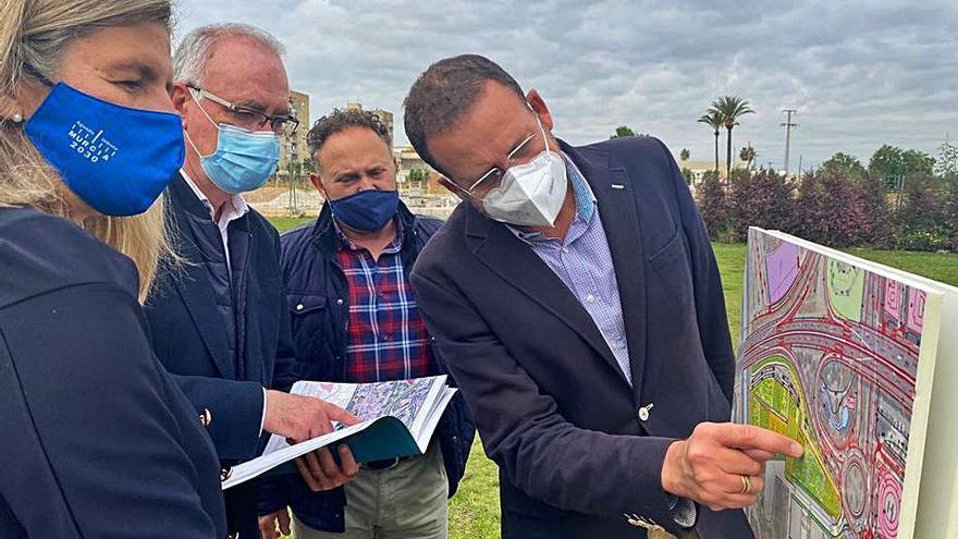 El PP pide a Serrano que no paralice el Parque Metropolitano