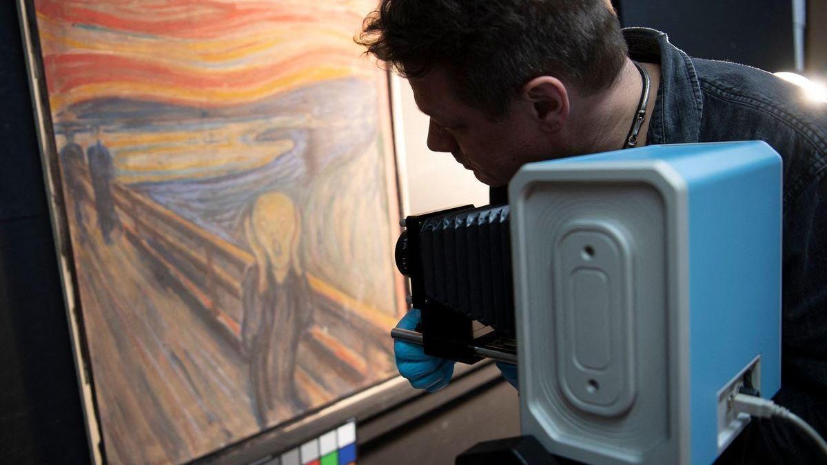 """El mensaje que """"el loco"""" Munch ocultó en 'El grito'"""