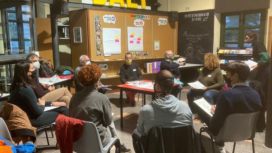 L'Ajuntament de Salt analitza les propostes recollides als Consells de Barri