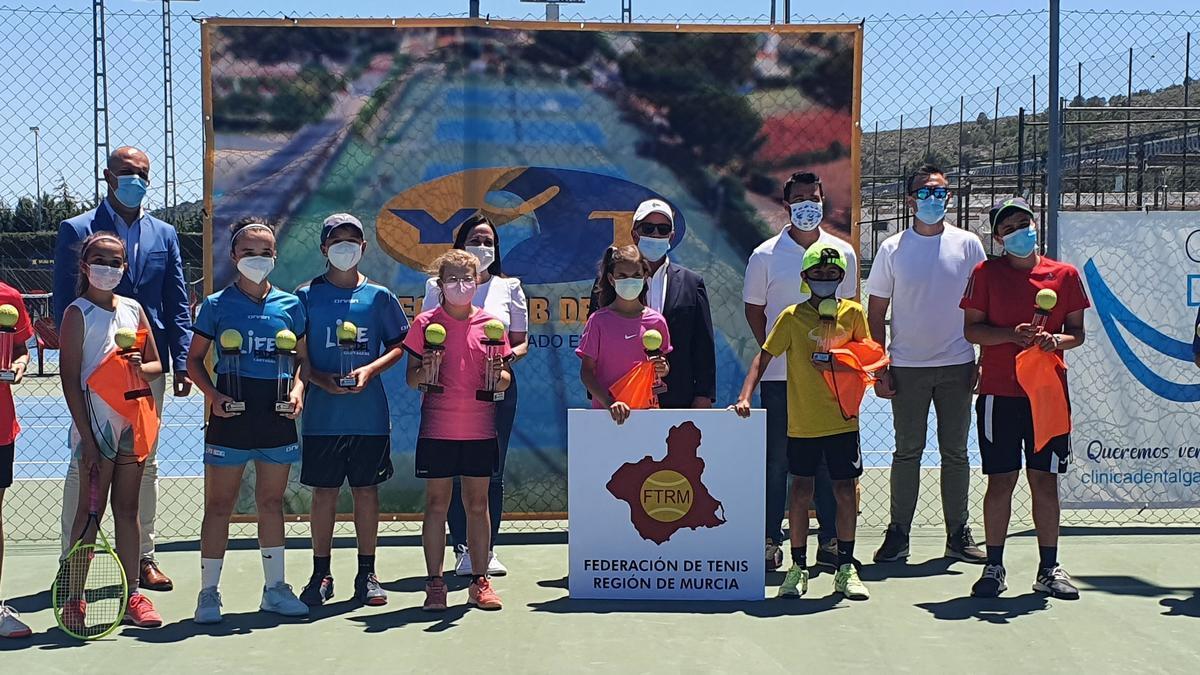 Finalistas del Campeonato Regional Alevín 2021