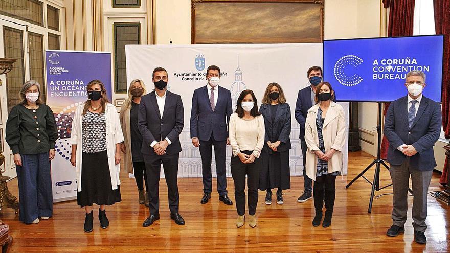 Turismo en sintonía para reforzar la marca Coruña