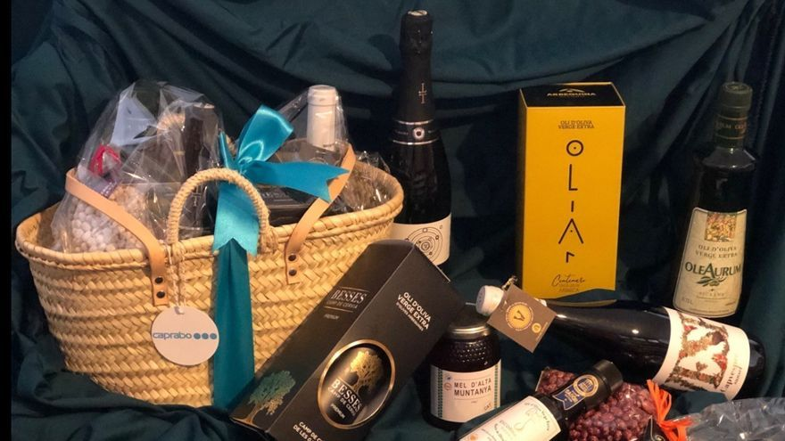 Subscriptor, participa en el concurs i emporta't una cistella amb els millors productes gurmet de Caprabo