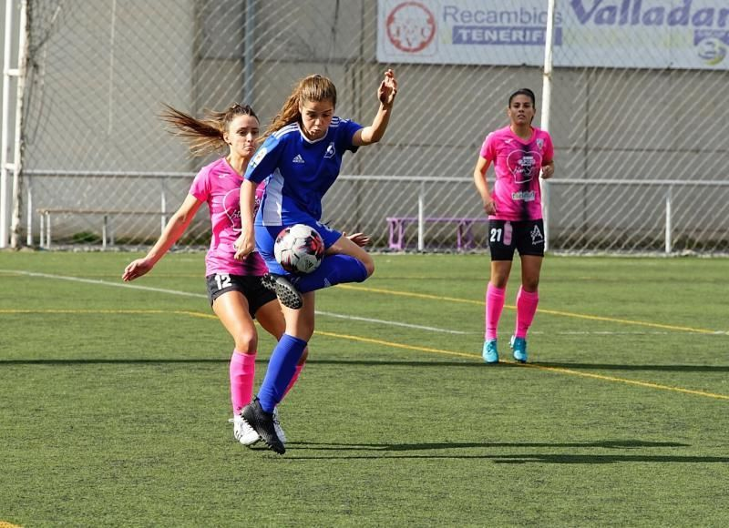 Fútbol Liga femenina: Tacuense - Alhama