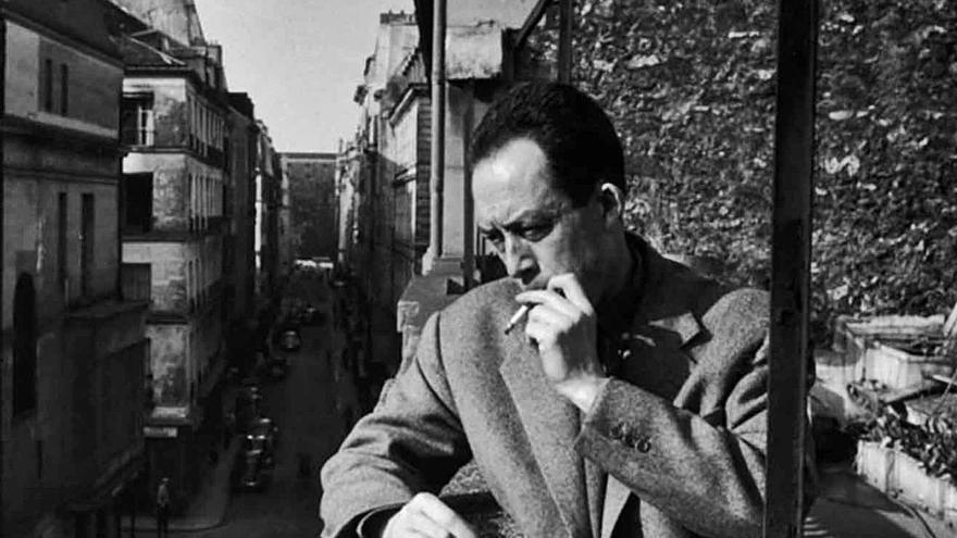 Albert Camus, «conciencia de  la humanidad»