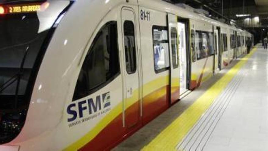 Zeitplan für Verlängerung der U-Bahn von Palma de Mallorca steht