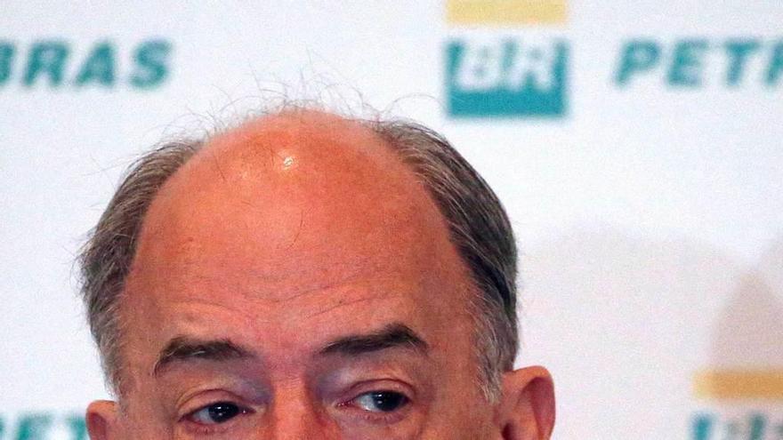 Dimite el presidente de la petrolera brasileña Petrobras tras una huelga