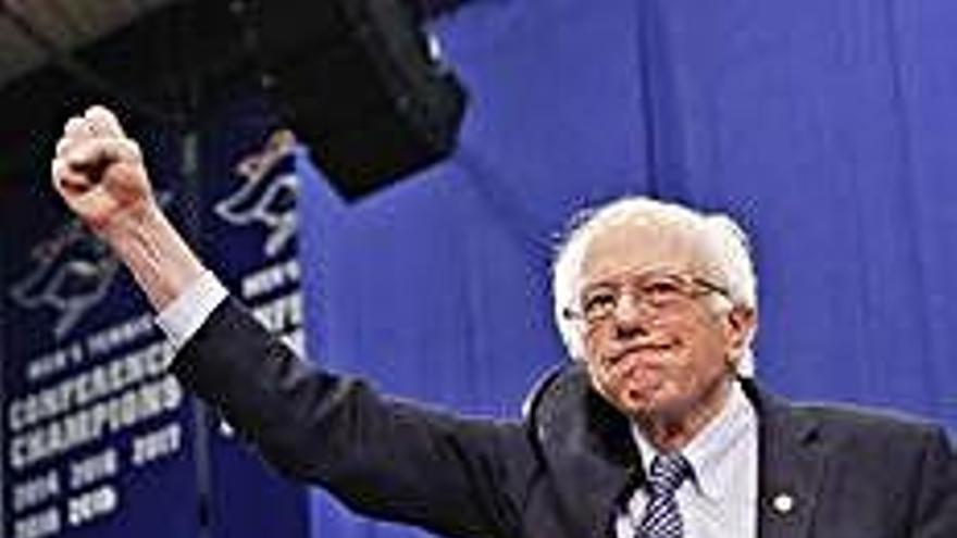 El triunfo en Nuevo Hampshire refuerza a Sanders como el referente demócrata