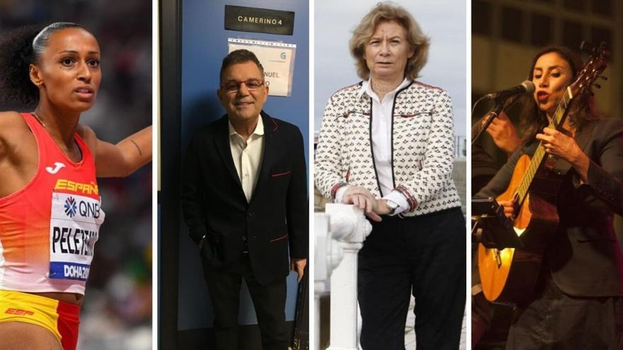 Ana Peleteiro, A Roda, Súperpiñeiro y Pilar Cernuda, medallas Castelao