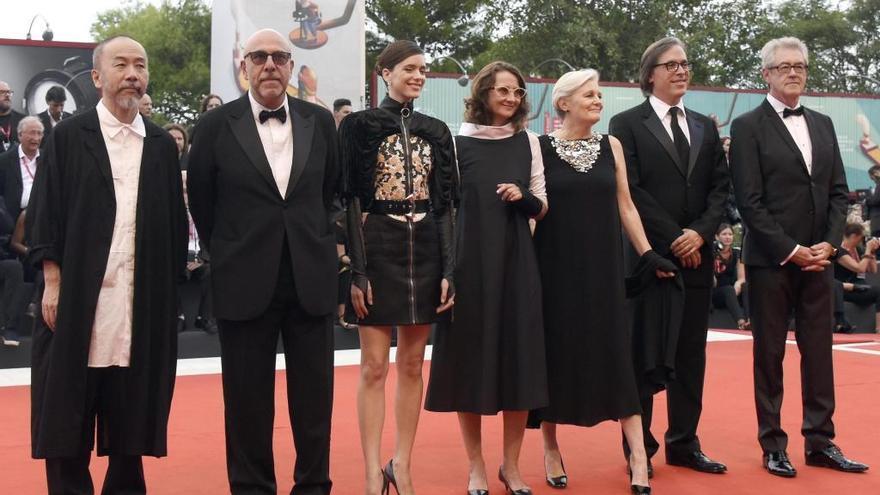 La polémica en torno a Polanski enturbia el arranque de la Mostra