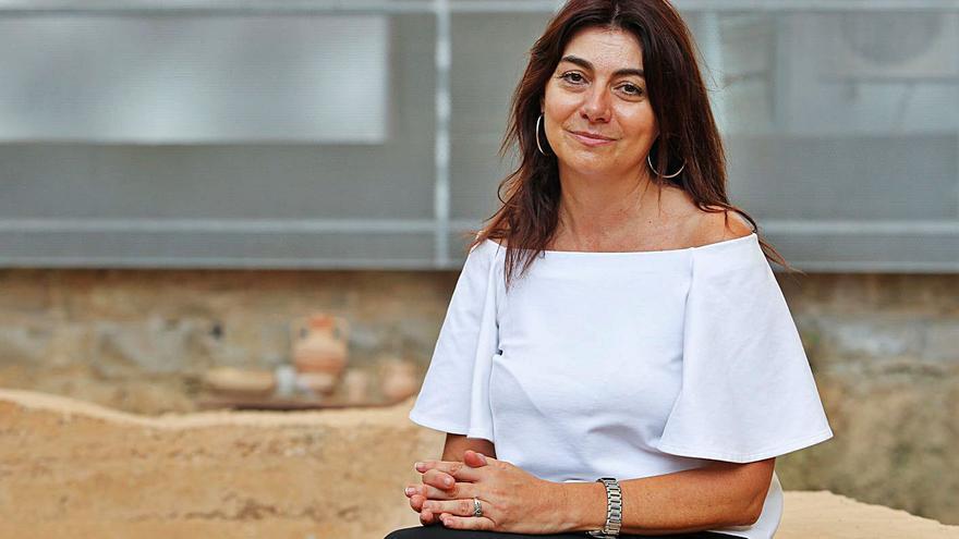 Sara Ramón, consellera de Cultura: «Esta tiene que ser la legislatura de mejorar el patrimonio de Ibiza»