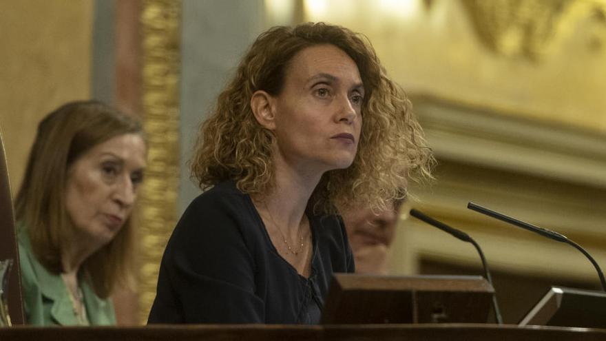 La Mesa del Congrés rebutja la comissió d'investigació sobre González i els GAL