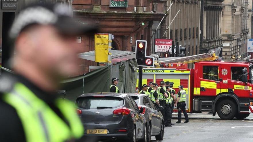 Almenys tres morts per un apunyalament en un hotel de centre de Glasgow