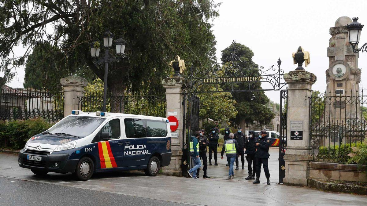 Día clave en el caso Déborah: su cadáver es exhumado en Pereiró