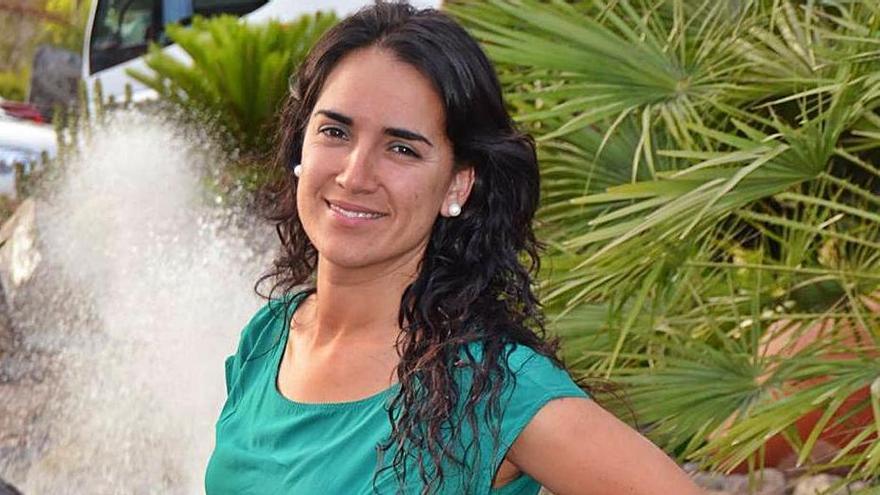 Leticia García.